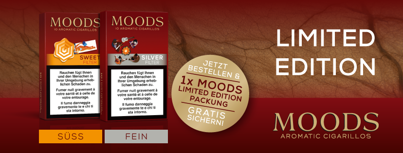 Promotion MOODS Special Edition