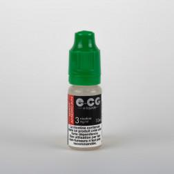 e-CG Liquid Initiale 10ml Américan 3 mg