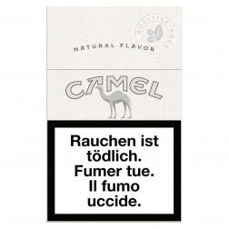 Camel Natural Flavor White Box