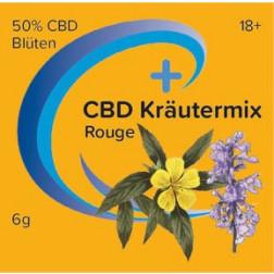 CBD Kräutermix Rouge mit Damiana/Katzenminze