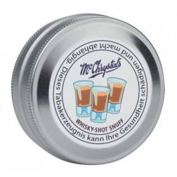 McChrystal's Whisky-Shot Snuff 8.75g