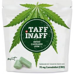 TAFFINAFF Cannabis Gum Einzelpackung